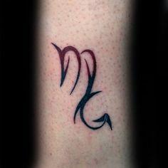 Scorpio Symbol Mens Red And Black Ink Small Tattoos Scorpio Zodiac Sign Tattoo, Scorpio Constellation Tattoos, Scorpio Symbol, Astrology Tattoo, Astrological Sign, Orion Tattoo, Scorpio Tattoos, Small Symbol Tattoos, Small Tattoos With Meaning