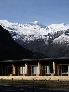 Patagonia Lodge / Cooprogetti Arquitectos