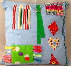 Activity Hugger Muff Dementia Sensory ADHD Cushion by Care Community World® | eBay