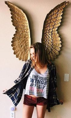 Pi Beta Phi angel wings #piphi #pibetaphi