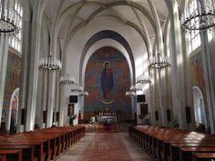 Kościół św. Andrzeja Boboli w Warszawie