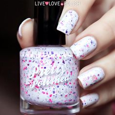 Pretty & Polished Give Me A K! Nail Polish | Live Love Polish Use code VIPA9JHH for $5 off your first order. Never expires. Free shipping at $20!