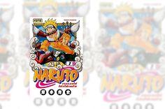 Madness Story: [Livres] Naruto, tome 1 de Masashi Kishimoto