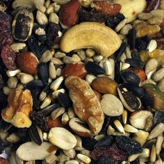 Nature's Select Fruit & Nut Wild Bird Seed Mix 15 lb Bag