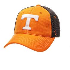 243ec900 Zephyr Men's Tennessee Volunteers Rally 2 Vapor Tech Stretch-Fit Hat