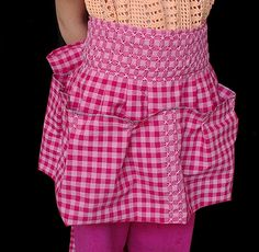 child's hold it all apron