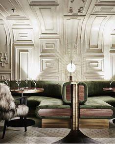 Alice & Fifth Nightclub Sandton Johannesburg South Africa The Cool Hunter The Effective Pictures We Offer You About minimalist art deco interior A quality picture can tell you many things. Restaurant Design, Luxury Restaurant, Restaurant Ideas, Restaurant Interiors, Restaurant Lighting, Modern Restaurant, Hotel Interiors, Lounges, Interiores Art Deco