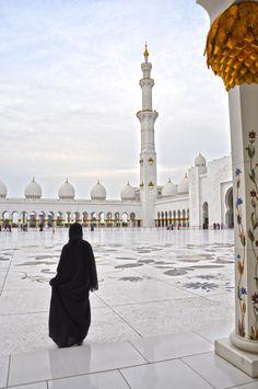 Shaikh Zayed Mosque - Abu Dhabi
