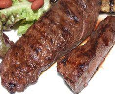 Barbecued Emu, Ostrich Or Kangaroo Fillet Recipe - Australian.Food.com