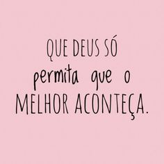 Deus vem comigo Life Reflection Quotes, Deep Talks, Blessed Quotes, Good Energy, Text Quotes, I Can Do It, Self Esteem, Gods Love, Instagram Feed
