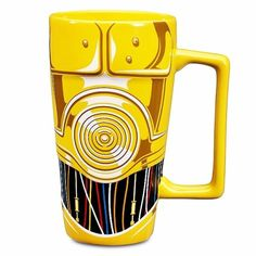 This is the other #droid you're looking for. Who has always dreamed of drinking from the body cavity of #c3po ? (My hand is raised) #starwars #starwarsart #disneystore