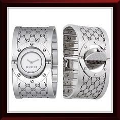 Authentic Gucci Twirl Women's Logo Watch 💯% AUTHENTIC✨ STUNNING! BRAND NEW W/ TAG. This is the classic & beautiful Gucci Women's Twirl Steel Watch. Swiss made💖 Unscratchable sapphire crystal. Polished stainless steel case. Polished stainless steel bangle bracelet with jewelry clasp. Mother of Pearl dial🌹 Water resistant to 99feet (30M) Box, card, tag included💞 GORGEOUS, TIMELESS. . NO TRADE 🙅🏼 I WILL ACCEPT REASONABLE OFFER 💖 Gucci Accessories Watches