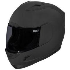 Der Alliance Dark Helm schwarz ist in edlem Mattschwarz gehalten und seit der Spring Kollektion 2014 erhältlich. Icon hat diesen Helm auf mehrfachen Kundenwunsch entwickelt, um Top Qualität zum günstigsten Preis anbieten zu können. Der AllianceTM ist mit mehreren Sicherheits-und Komfort-Eigenschaften ausgestattet.Somit erfüllt bzw. übertrifft er sämtliche hohe Sicherheitsstandards von DOT, ECE, SG und SAI. Icon setzt mit ihren Motorradhelmen neue Maßstäbe im Aussehen, bei der Verarbeitung…