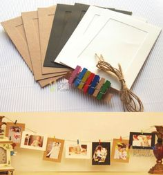 Photo frame idea