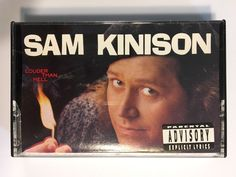 Louder Than Hell by Sam Kinison (Cassette, Jul-1987, Warner Bros.)  | eBay