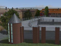 #Parkhaus #Baukasten-System. Ab #EEP8
