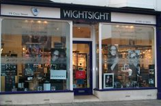 Wightsight shop front