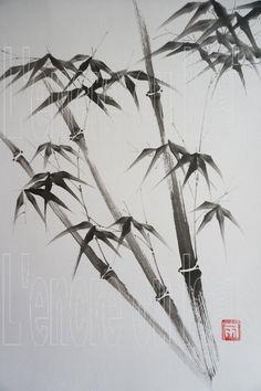 Bambous 24x30