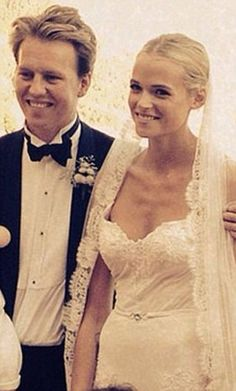 The wedding of Gabriella Anstruther-Gough-Calthorpe to Alan Pownall (right) in Italy   Read more: http://www.dailymail.co.uk/news/article-2755814/SEBASTIAN-SHAKESPEARE-Cressida-s-wedding-dash-Harry.html#ixzz3DOEDOc39  Follow us: @MailOnline on Twitter | DailyMail on Facebook