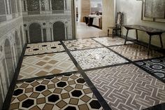 floor design | and the patterns inspired, floor design
