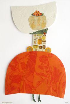 Paper Doll by Ana Ventura