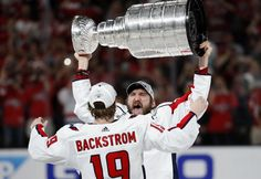 Stanley Cup winner Alex Ovechkin may just be getting started Alex Ovechkin, Stella Artois, Uk News, Las Vegas, Washington, Athletic, Shit Happens, Athlete, Last Vegas