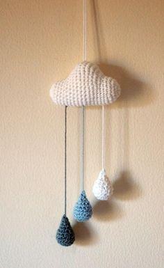 Adorable DIY Mobile :)