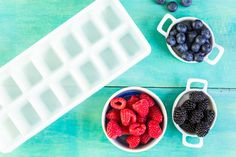 10 Flavored Ice Cube Ideas to Freshen Up Cold Drinks