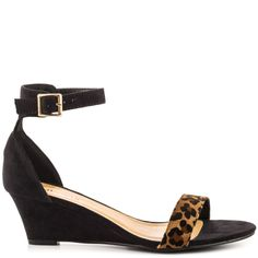 Celestine - Leopard JustFab $54.99