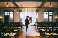 David & Aubry's Wedding at NOAH'S of Tulsa   NOAH'S Event Venue   Photo Courtesy of Blue Elephant Photography