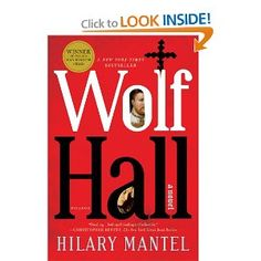 Also read the 2nd book, Bring Up the Bodies.  Ignore the gross title.    Wolf Hall: A Novel