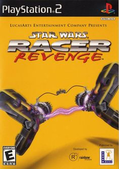 Star Wars Racer Revenge Sony Playstation 2 Game