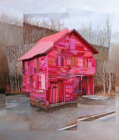 Cinta Vidalu0027s Paintings Exist Within Several U0027Gravitiesu0027 | Pinterest |  Paintings, Surrealism And Acrylics