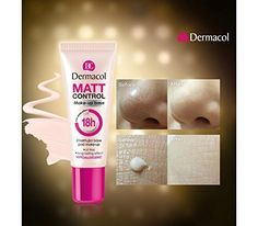Dermacol 18h Matt Control Makeup Base 20ml  Korea Imported * Read more reviews of the product by visiting the link on the image.