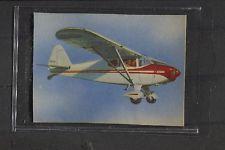 Piper PA-20 Pacer Vintage Aircraft Croydon Trading Card 1950's No.76 | eBay