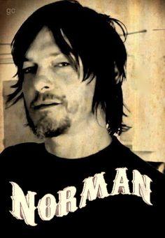 Norman Reedus Norman Reedus The Walking Dead #gc Boondock Saints