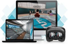 Step into your #virtualreality  office. rumii can be used across virtual reality headsets and desktops for collaboration and meetings. Built-in audio means no more dial-in numbers. Do more than share presentations. Teams can manipulate objects for 3D product design and innovation. Great for remote teams, education and digital nomads. #rumii can be used across […] #business
