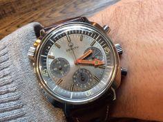 Zenith Super Sub Sea Chronograph Reference A3736
