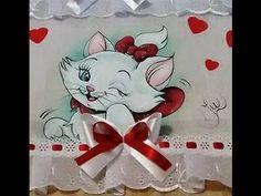 AULAS GRATIS- Pintando a Marie em fraldas, Artes da Ju Baby