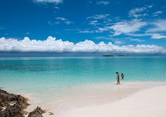 Playa Pilar, Cayo Guillermo, Cuba · Pinterest: @elimlops ·