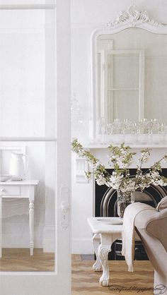{this is glamorous} : adventures in love, design, fashion, home decor, food and travel: {spring blossoms, indoors & out}