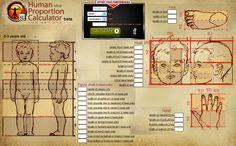 Infant proportions http://hpc.anatomy4sculptors.com