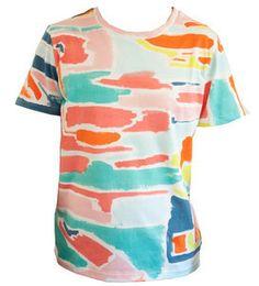 Rafaella Mcdonald Sunset tshirt