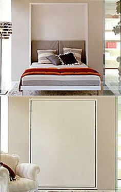 Ulisse Queen Wall Beds
