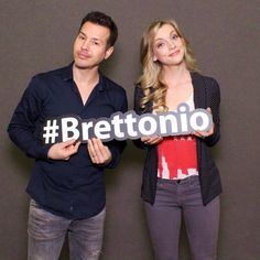 Antonio & Brett