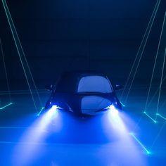 Lights. Push start. Action. #Prius