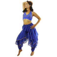 Beaded Vest 2-Piece Belly Dance Costume