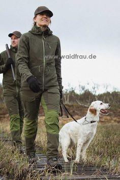 Pinewood Herren Jagd Hose Dog Sports Hundeführer Jagen Trekking Outdoor Hunt