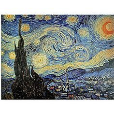 See 498 Vincent Van Gogh Art Prints at FreeArt. Get Up to 10 Free Vincent Van Gogh Art Prints! Gallery-Quality Vincent Van Gogh Art Prints Ship Same Day. Gogh The Starry Night, Starry Nights, Stary Night Van Gogh, Starry Night Tattoo, Starry Night Original, Van Gogh Pinturas, Most Famous Paintings, Famous Artists, Famous Art Pieces