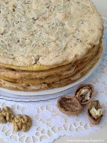 Juliin nebeský dort Pancakes, Cookies, Breakfast, Blog, Crack Crackers, Morning Coffee, Biscuits, Pancake, Blogging